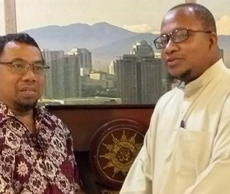 Collaboration with the Mohammadia Movement in indonesia.