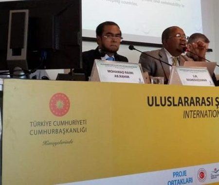 International city and civil society organization (Turkey)