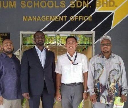 IIUM for educating community in Malaysia.
